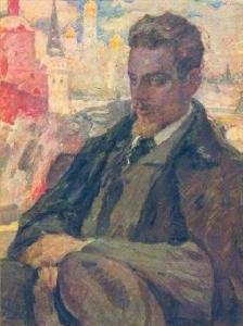 Rilke-by-L.Pasternak1928