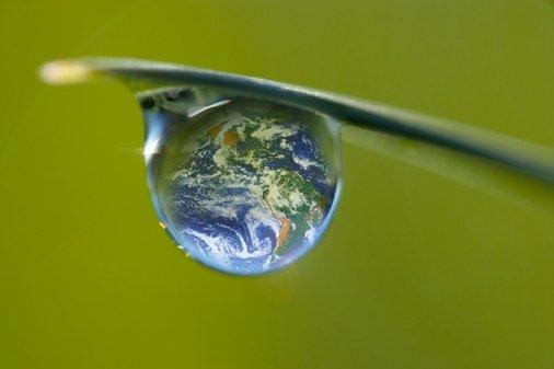EarthWaterDrop